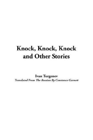 Download Knock, Knock, Knock and Other Stories