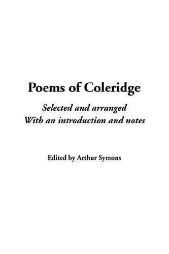 Download Poems Of Coleridge