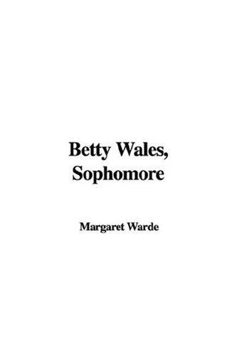 Download Betty Wales, Sophomore