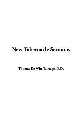 Download New Tabernacle Sermons