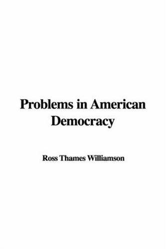 Download Problems in American Democracy