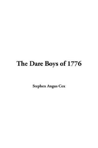 Download The Dare Boys Of 1776