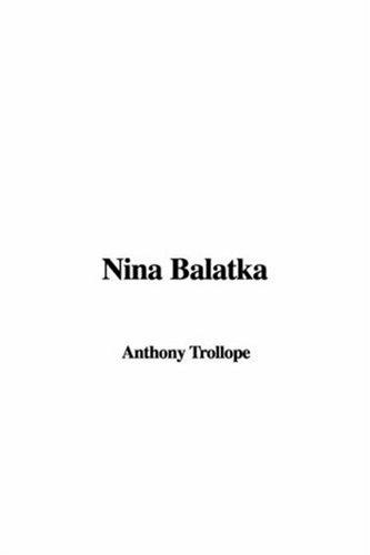 Download Nina Balatka