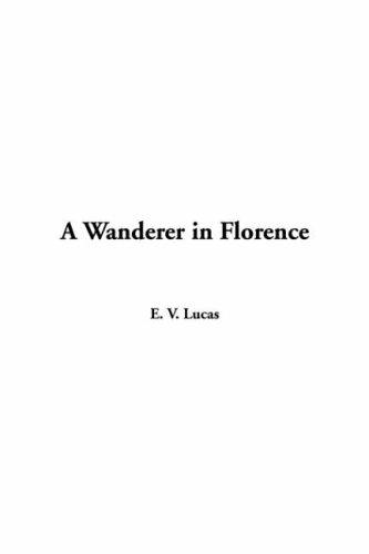 Download A Wanderer In Florence