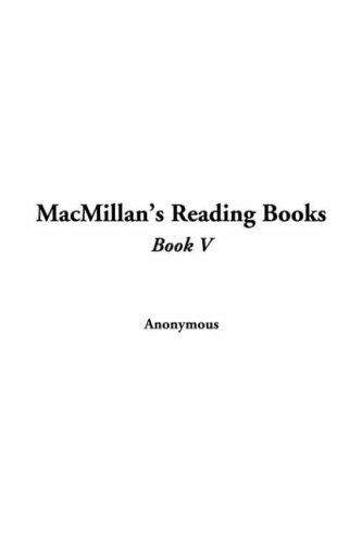 Download Macmillan's Reading Books