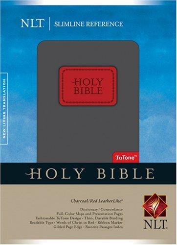 Download Slimline Reference Bible NLT, TuTone