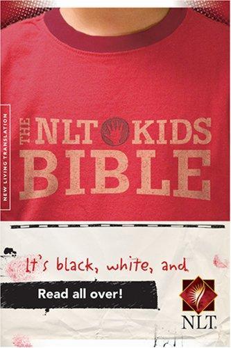 The NLT Kids Bible