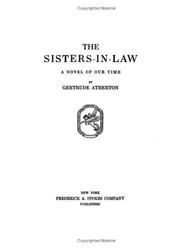 Download The Sisters-in-Law