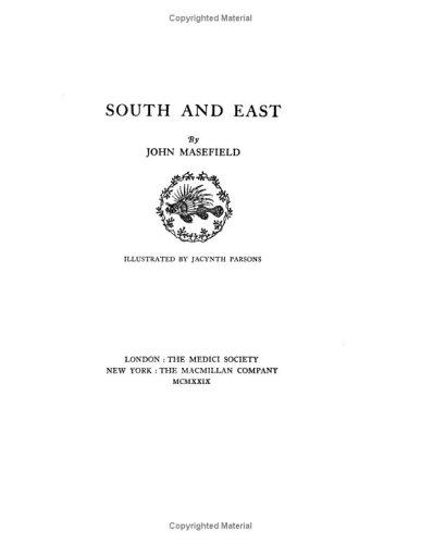 Download South And East