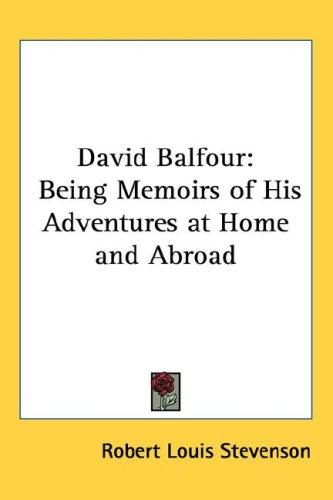 Download David Balfour