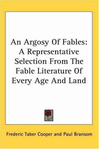 An Argosy Of Fables