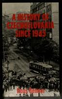A history of Czechoslovakia since 1945 (Open Library)