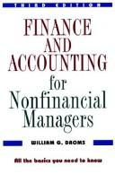 Finance & accounting for nonfinancial managers