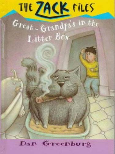 My Great-Grandpa's In the Litter Box