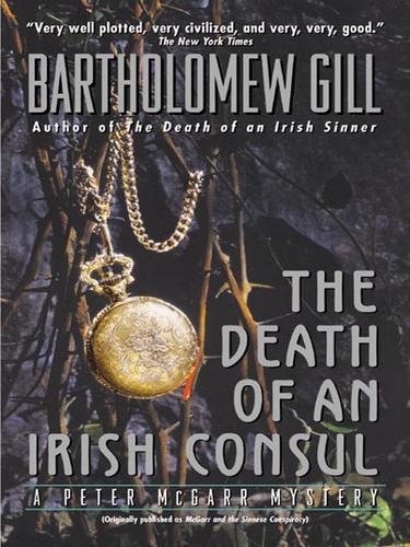 The Death of an Irish Consul