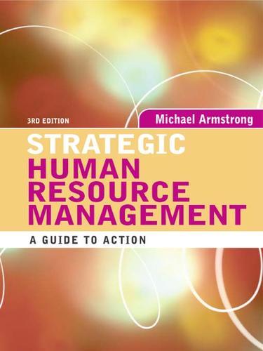 Strategic Human Resource Management 3rd edition