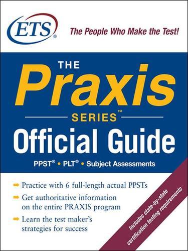 PPST, PLT, Subject Assessments
