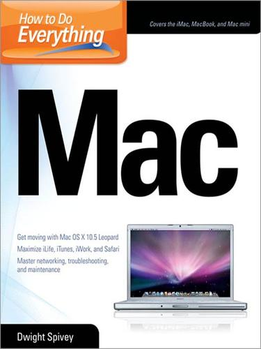 How to Do Everything with Mac