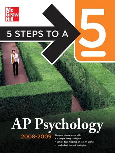 AP Psychology, 2008-2009