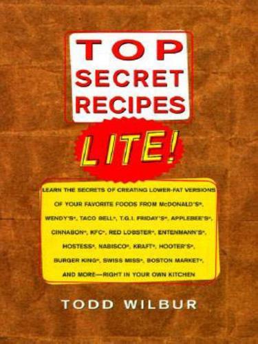 Top Secret Recipes Lite!