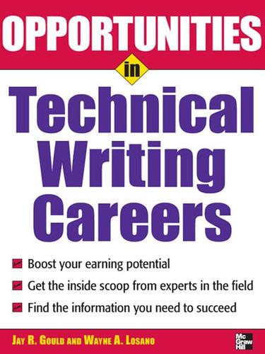 Opportunities in Technical Writing