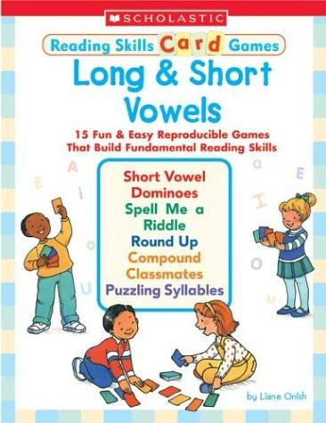 Reading Skills Card Games