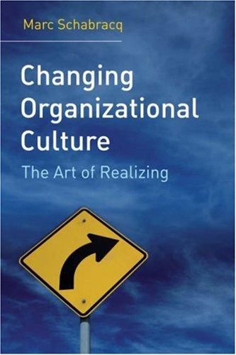 Download Changing Organizational Culture