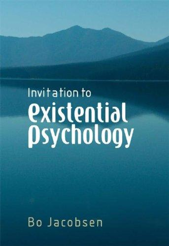 Download Invitation to Existential Psychology