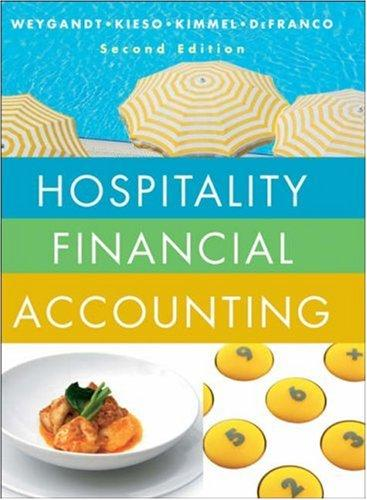 Download Hospitality Financial Accounting
