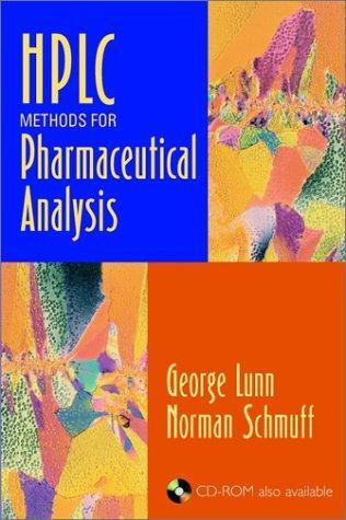 Download HPLC Methods for Pharmaceutical Analysis