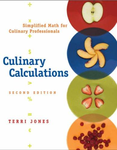 Download Culinary Calculations