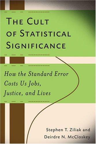 Download The Cult of Statistical Significance