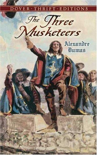 The Three Musketeers (Thrift Edition) by Alexandre Dumas