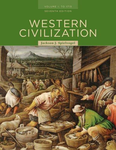 Western Civilization: Volume I