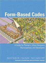 Form-Based Codes: A Guide For Planners, Urban Designers, Municipalities, And Developers PDF Download