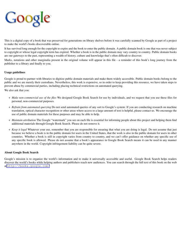 The Utopia Of Sir Thomas More by