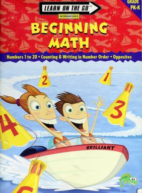 Cover of: Beginning Math (Learn on the Go) |