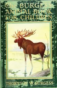 Cover of: The Burgess animal book for children