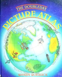 Cover of: Doubleday Children's Picture Atlas | Wendy Roebuck