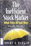 Cover of: The inefficient stock market