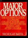 Cover of: Major options