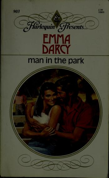 Cover of: Man In The Park | Emma Darcy