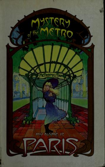 Cover of: Mystery of the Metro   Howard, Elizabeth