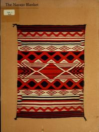 Cover of: The Navajo blanket | Mary Hunt Kahlenberg