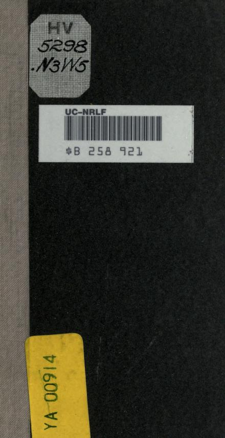 The Newark lynching by Wayne Bidwell Wheeler