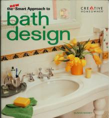 Cover of: The new smart approach to bath design | Susan Maney, Susan Maney Lovett