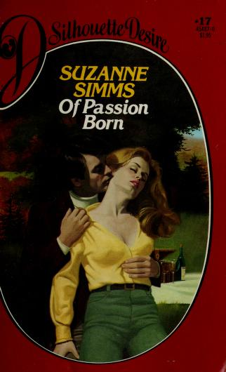 Cover of: Of Passion Born | Suzanne Simms