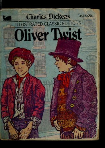 Oliver Tvist by Charles Dickens