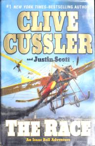 Cover of: The race | Clive Cussler