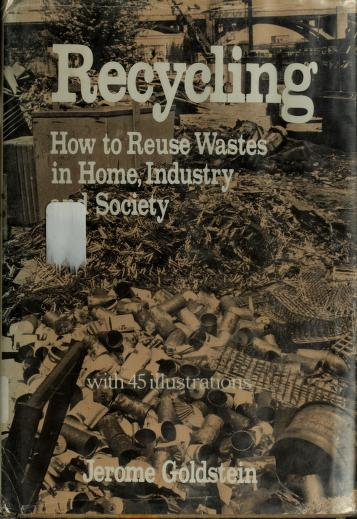 Recycling by Jerome Goldstein